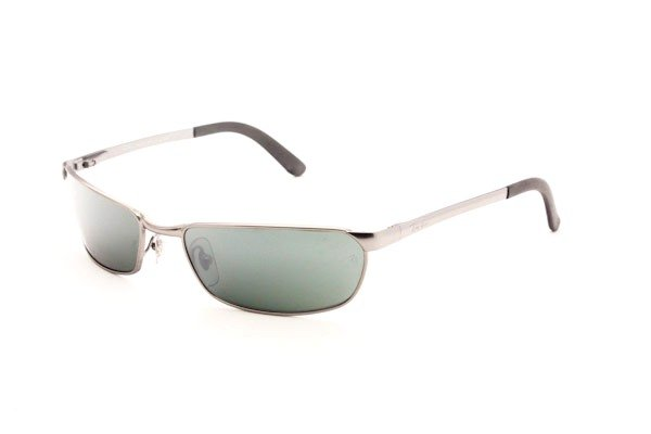 Очки Ray-Ban Active Lifestyle RB3190-005-40 Matte Gunmetal | G-31 Mirror
