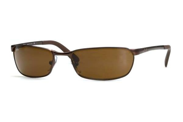 Очки Ray-Ban Active Lifestyle RB3190-012 Matte Brown | Natural Brown (B-15 XLT)