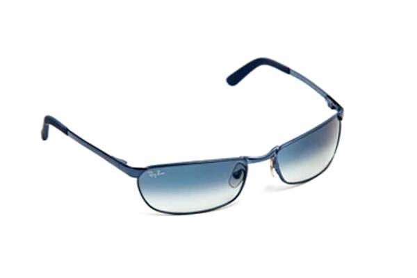 Очки Ray-Ban Active Lifestyle RB3190-017-3F Matte Blue/Gradient Light Blue