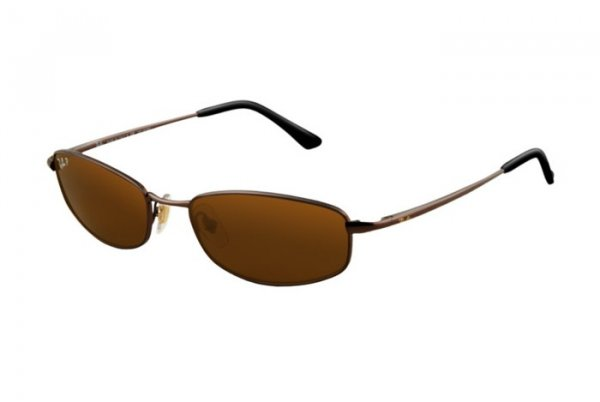 Очки Ray-Ban Active Lifestyle RB3198-014-83 Brown / Poly. Polar Brown Polarized P3