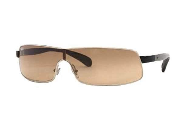 Очки Ray-Ban Active Lifestyle RB3243-004-13 Gunmetal | Poly. Gradient Brown