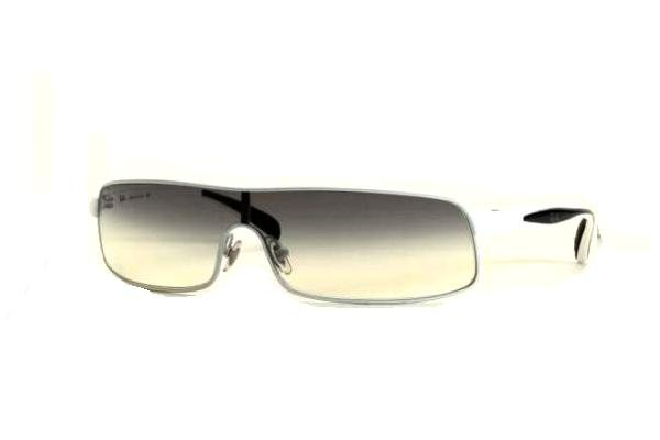 Очки Ray-Ban Active Lifestyle RB3243-032-8G White Metal | Poly. Gradient Grey