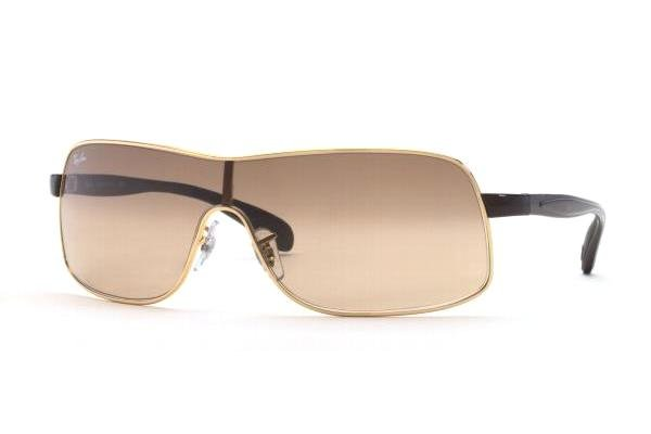 Очки Ray-Ban Active Lifestyle RB3244-001-13 Arista | Poly. Gradient Brown
