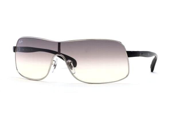 Очки Ray-Ban Active Lifestyle RB3244-003-8G Silver | Gradient Grey