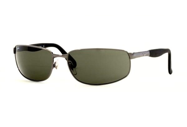 Очки Ray-Ban Active Lifestyle RB3254-004 Gunmetal | Natural Green (G-15XLT)