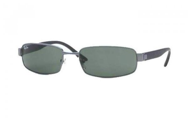 Очки Ray-Ban Active Lifestyle RB3256-013 Dark Blue| Natural Green (G-15 XLT)