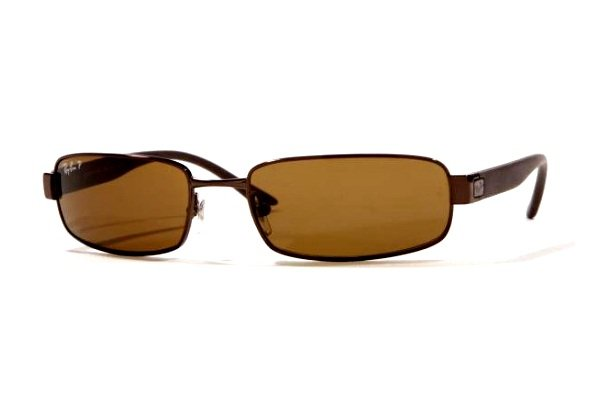 Очки Ray-Ban Active Lifestyle RB3256-014-57 Brown| Natural Brown Polarized