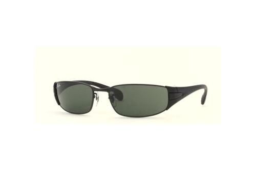 Очки Ray-Ban Active Lifestyle RB3261-006-71 Matt Black | APX Grey/Green