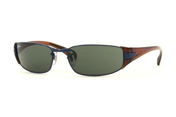 Очки Ray-Ban Active Lifestyle RB3261-035-71 Blue/Brown | Grey/Green