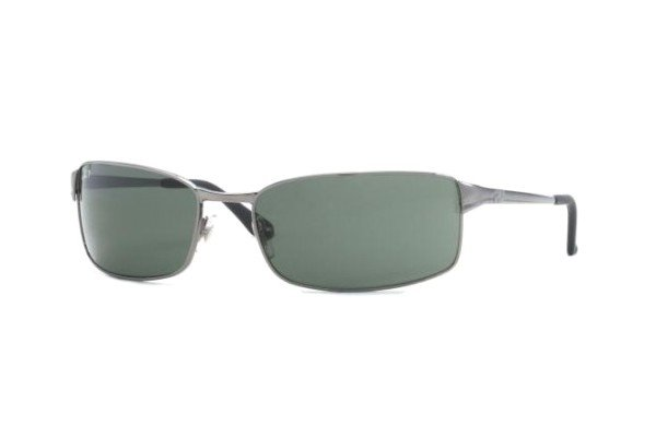 Очки Ray-Ban Active Lifestyle RB3269-004-58 Gunmetal | Polarized Natural Green