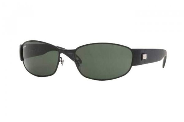 Очки Ray-Ban Active Lifestyle RB3294-006 Matte Black | Natural Green(G-15)