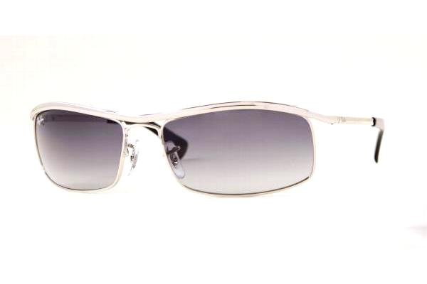 Очки Ray-Ban Active Lifestyle RB3339-003-32 Silver | Gradient Grey
