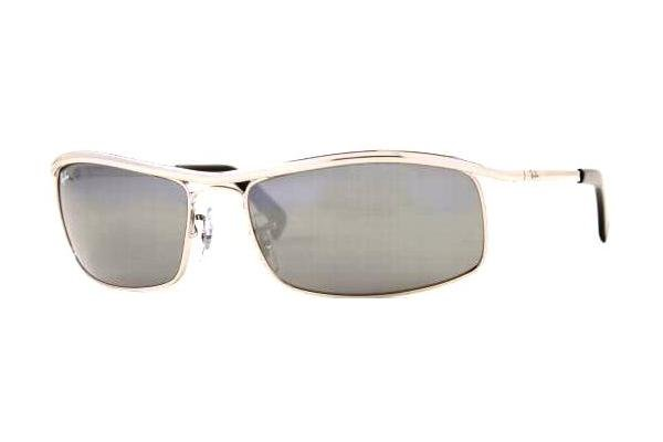 Очки Ray-Ban Active Lifestyle RB3339-003-40 Silver | Grey Silver Mirror