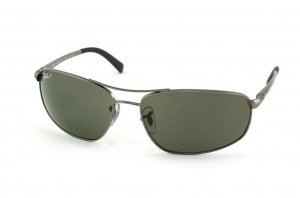 Очки Ray-Ban Active Lifestyle RB3360-004-58 Gunmetal | Natural Green Polarized
