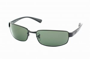 Очки Ray-Ban Active Lifestyle RB3364-002-58 Black | Natural Green Polarized