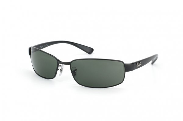Очки Ray-Ban Active Lifestyle RB3364-002 Black | Natural Green (G-15XLT)
