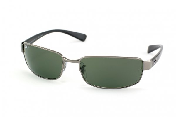 Очки Ray-Ban Active Lifestyle RB3364-004-58 Gunmetal | Natural Green Polarized