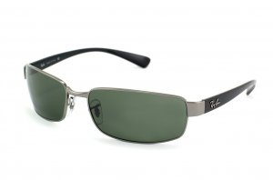Очки Ray-Ban Active Lifestyle RB3364-004 Gunmetal | Natural Green (G-15XLT)