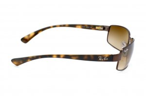 Очки Ray-Ban Active Lifestyle RB3364-014-51 Brown | Faded Brown Gradient