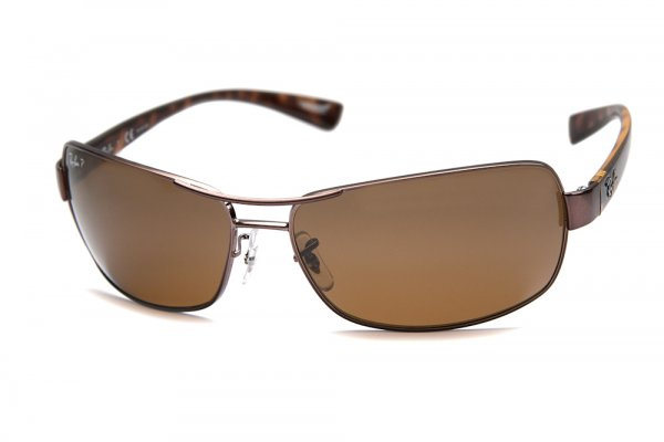 Очки Ray-Ban Active Lifestyle RB3379-014-57 Brown | Natural Brown Polarized