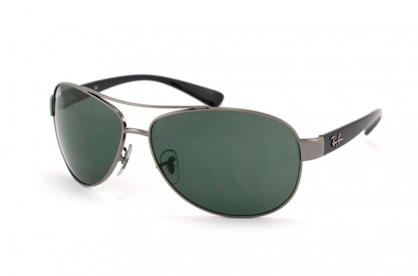 Очки Ray-Ban Active Lifestyle RB3386-004-71 Gunmetal/Poly. Grey/Green