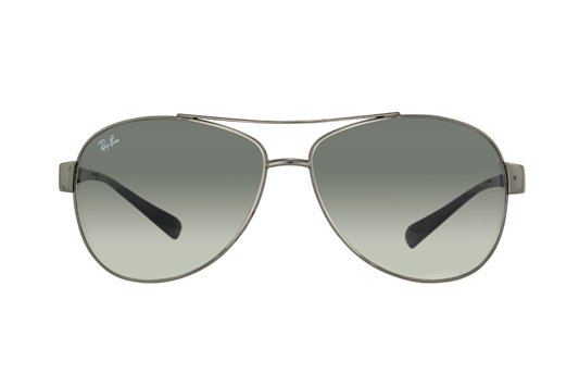 Очки Ray-Ban Active Lifestyle RB3386-004-8E Gunmetal/APX Gradient Green