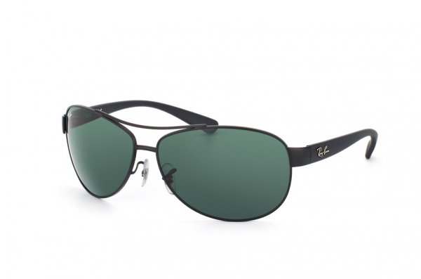 Очки Ray-Ban Active Lifestyle RB3386-006-71 Matt Black | APX Grey/Green