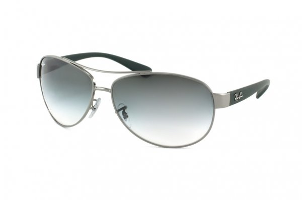 Очки Ray-Ban Active Lifestyle RB3386-105-8E Gunmetal | gradient green