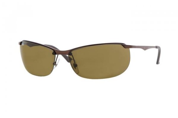 Очки Ray-Ban Active Lifestyle RB3390-014-73 Brown | Brown