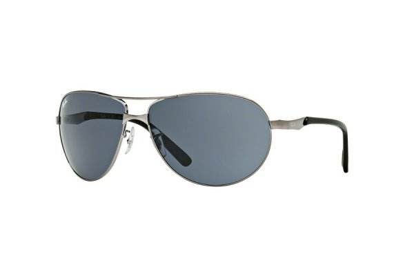 Очки Ray-Ban Active Lifestyle RB3393-004-87 Gunmetal | Grey