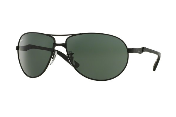 Очки Ray-Ban Active Lifestyle RB3393-006-71 Matt Black | Grey/Green