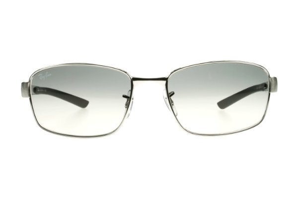 Очки Ray-Ban Active Lifestyle RB3413-003-32 Silver | Gradient Grey