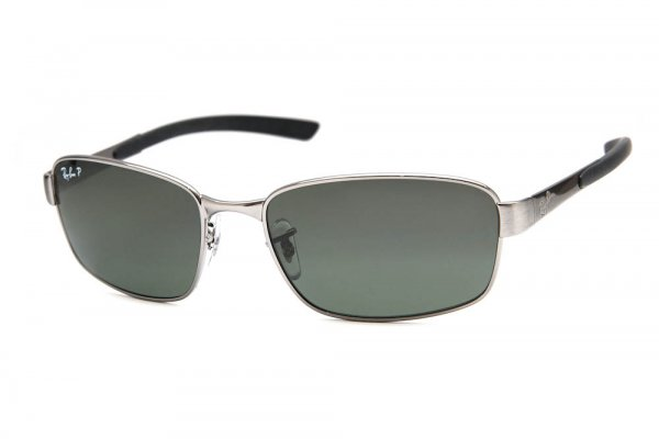 Очки Ray-Ban Active Lifestyle RB3413-004-58 Gunmetal | Natural Green Polarized