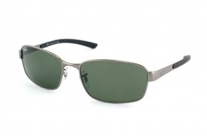 Очки Ray-Ban Active Lifestyle RB3413-004 Gunmetal | Natural Green (G-15XLT)