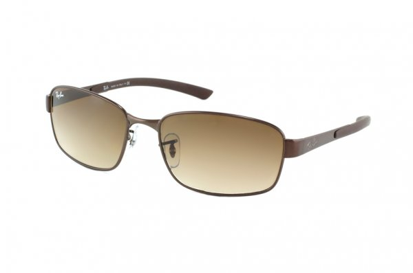 Очки Ray-Ban Active Lifestyle RB3413-014-51 Brown | Faded Brown