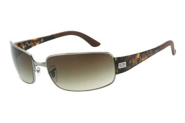 Очки Ray-Ban Active Lifestyle RB3421-004-13 Gunmetal | Poly. Gradient Brown