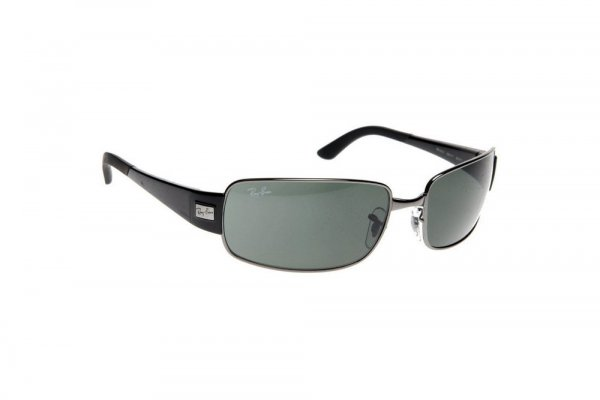 Очки Ray-Ban Active Lifestyle RB3421-004-71 Gunmetal | APX Grey/Green