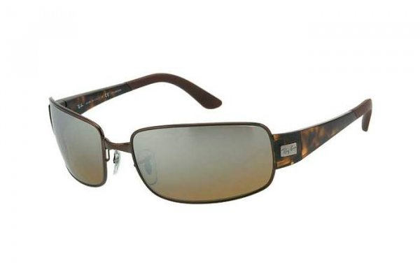 Очки Ray-Ban Active Lifestyle RB3421-014-84 Brown | Brown