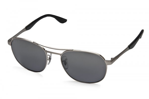 Очки Ray-Ban Active Lifestyle RB3424-003-K3 Silver/Polar Grey