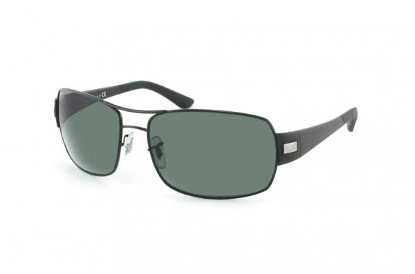 Очки Ray-Ban Active Lifestyle RB3426-006-71 Matt Black | Grey/Green