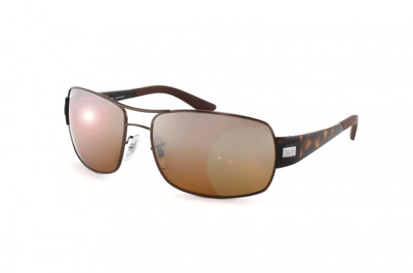 Очки Ray-Ban Active Lifestyle RB3426-014-84 Brown | Brown Polar Gradient Silver Mirror
