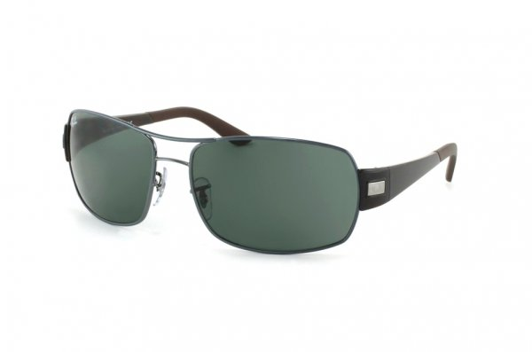 Очки Ray-Ban Active Lifestyle RB3426-095-71 Dark Blue | Poly. Grey/Green