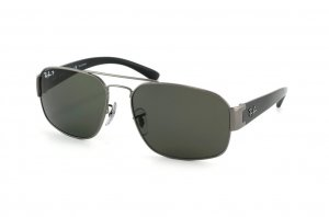 Очки Ray-Ban Active Lifestyle RB3427-004-58 Gunmetal | Natural Green Polarized