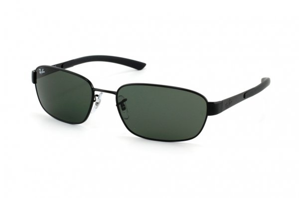 Очки Ray-Ban Active Lifestyle RB3430-002 Black | Natural Green (G-15XLT)
