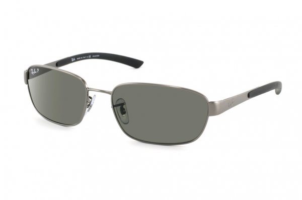 Очки Ray-Ban Active Lifestyle RB3430-004-58 Gunmetal | Natural Green Polarized