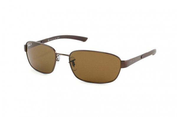 Очки Ray-Ban Active Lifestyle RB3430-014-57 Brown | Natural Brown Polarized