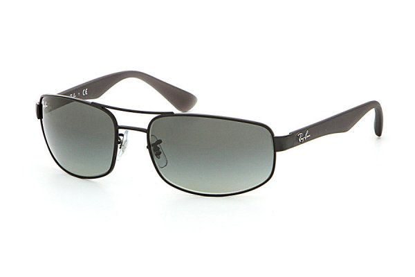 Очки Ray-Ban Active Lifestyle RB3445-006-11 Black | Faded Grey