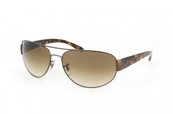 Очки Ray-Ban Active Lifestyle RB3448-014-51 Brown | Faded Brown Gradient