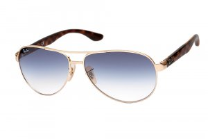 Очки Ray-Ban Active Lifestyle RB3457-001-19 Arista/Havana | Gradient Blue