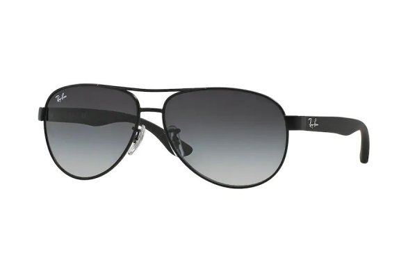 Очки Ray-Ban Active Lifestyle RB3457-006-8G Matt Black | Grey Gradient